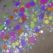 Orion Glitter Creme 1