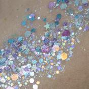 Venus Glitter Creme 1