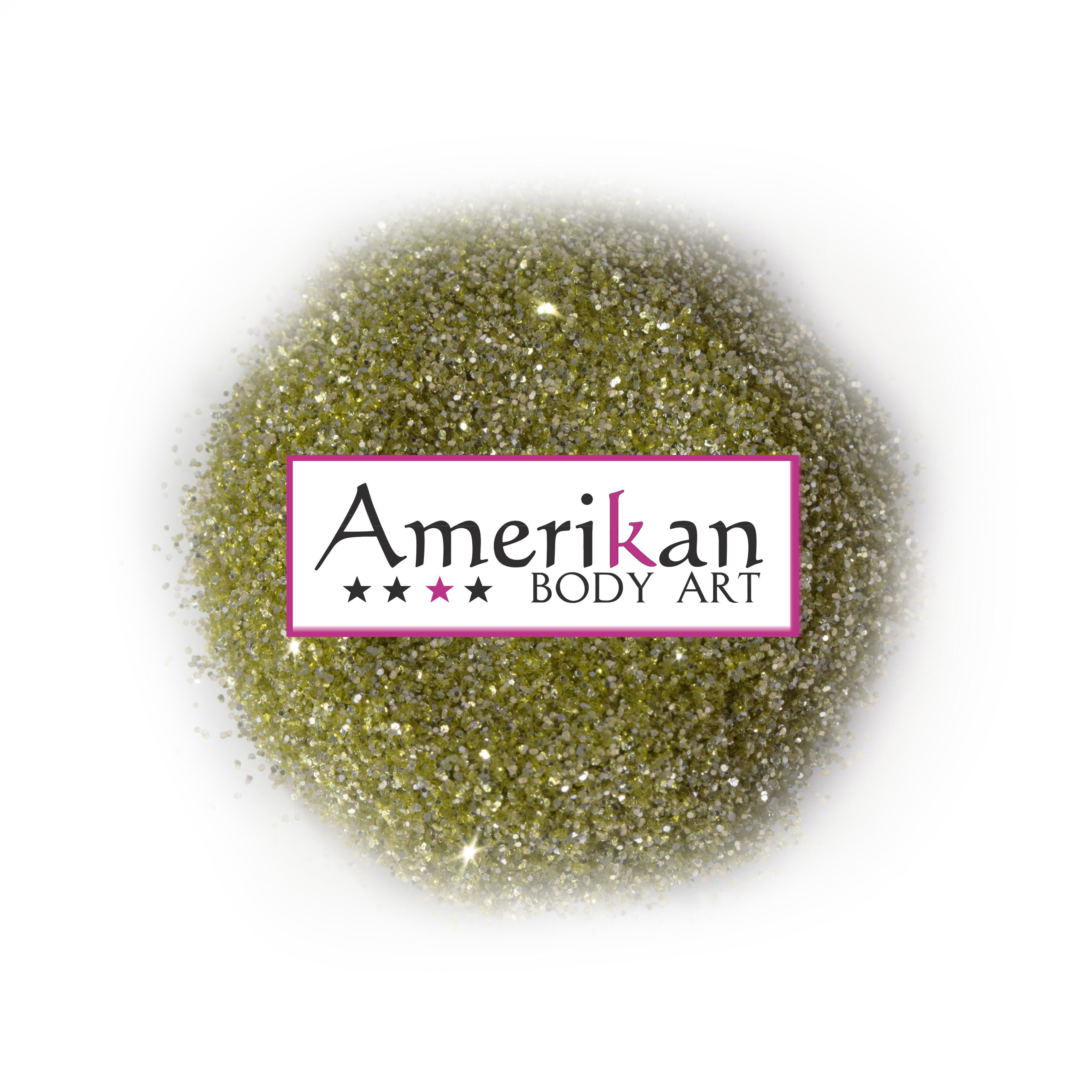 Polished Gold Ocean-Safe Biodegradable Glitter