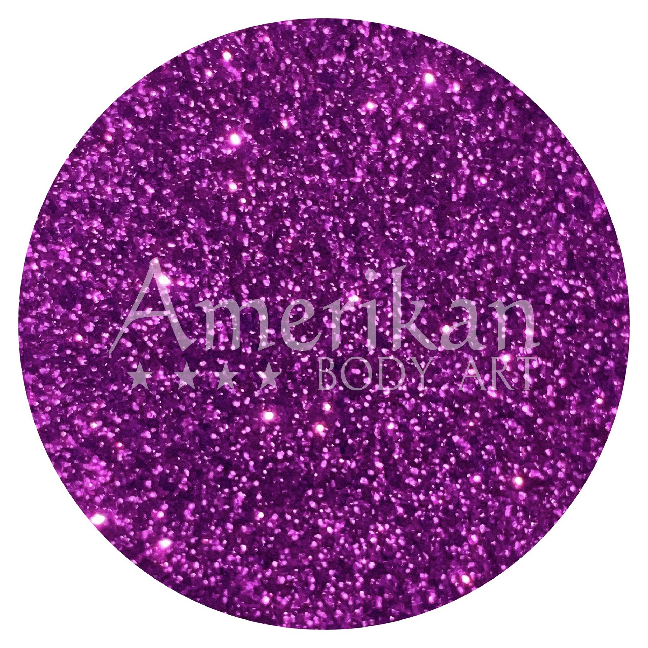 Fuchsia Bulk Glitter