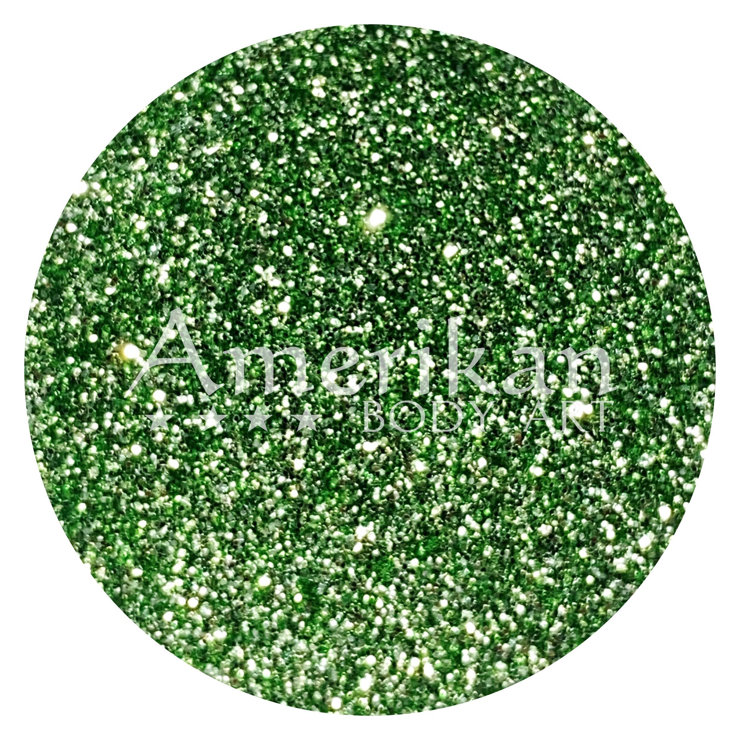 Sea Green Bulk Glitter