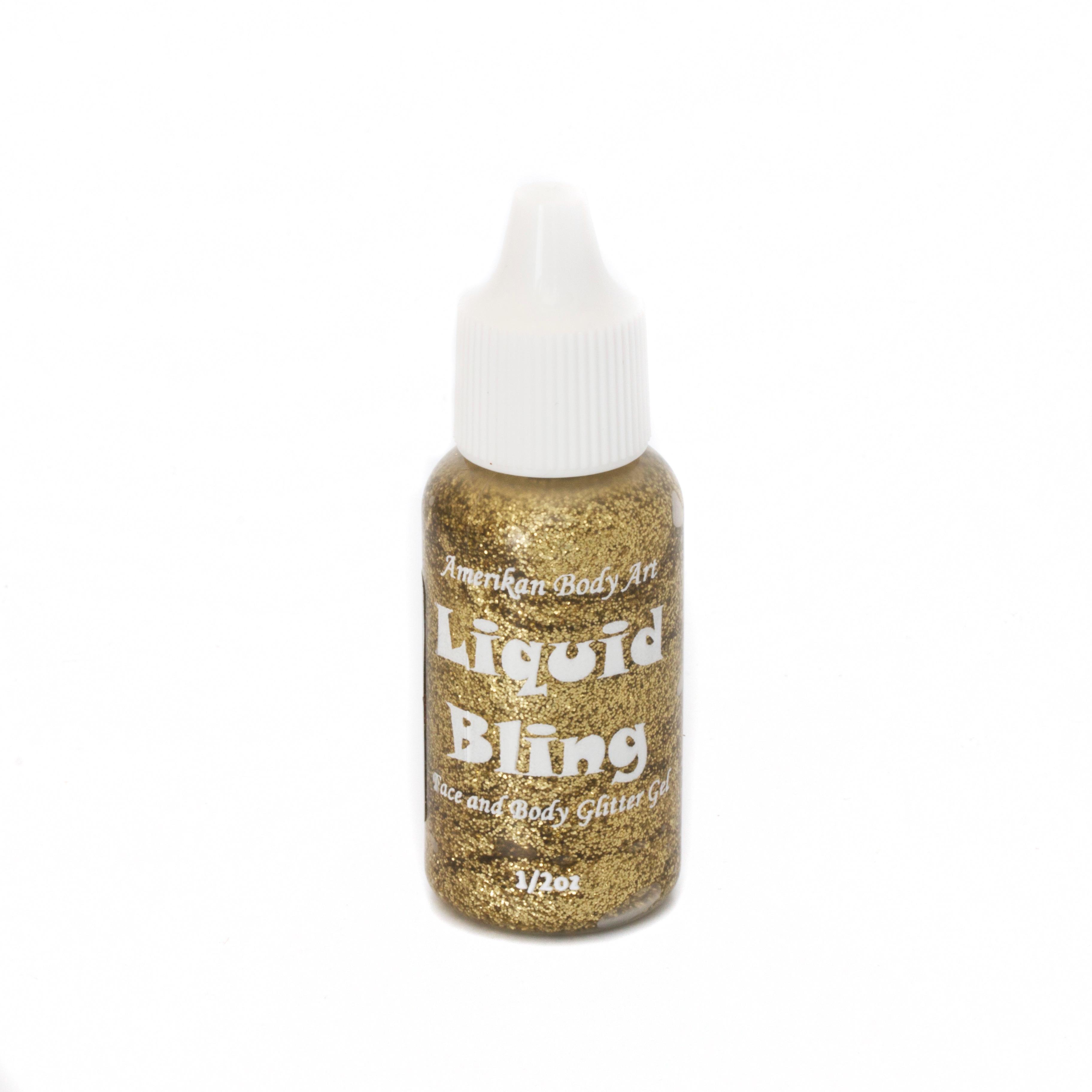 Brilliant Gold Liquid Bling 1/2oz